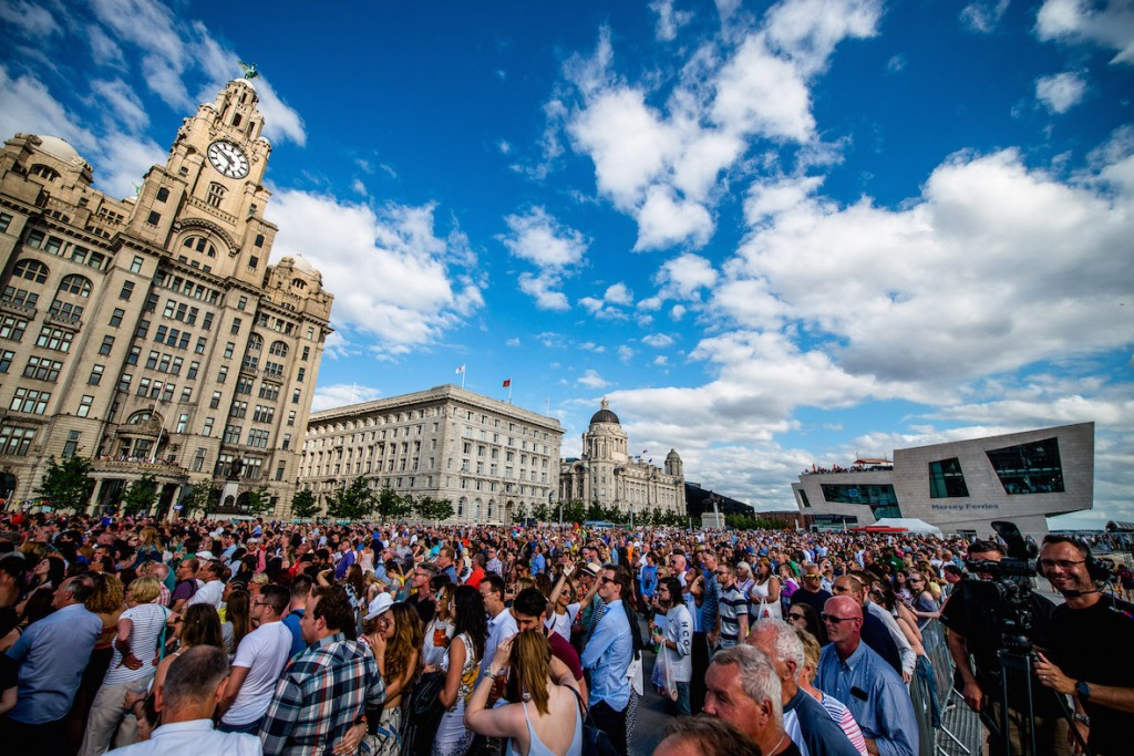 Liverpool Crowds